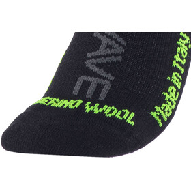 Northwave Extreme Winter High Socks black/green fluo